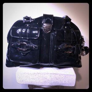 BeBe Patent Leather Purse